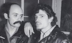 Jack Fritscher and Robert Mapplethorpe