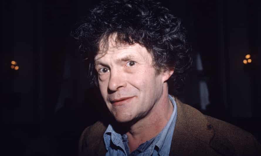 Heathcote Williams in 1995.