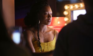 Director Nia DaCosta is a mentor to young filmmakers.