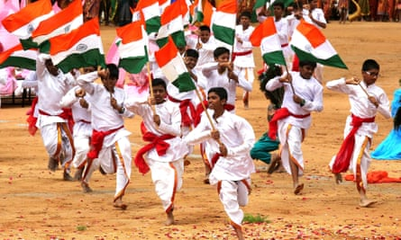 Independence Day celebrations in Bangalore