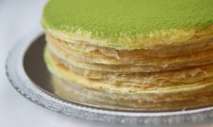 Lady M Confections' popular mille crêpes are the subject of a robust secondary black market.