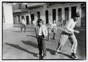 Port of Havana, Cuba, 1963.