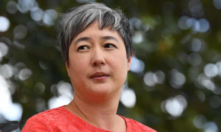 NSW Greens MP Jenny Leong