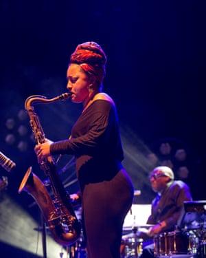 Nubya Garcia