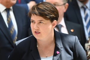 Ruth Davidson faces the prospect of seeing everything she has done to rejuvenate Conservatism in Scotland unravelling.