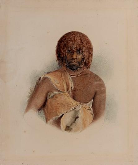 Untitled, Wurati (Woureddy), 1831