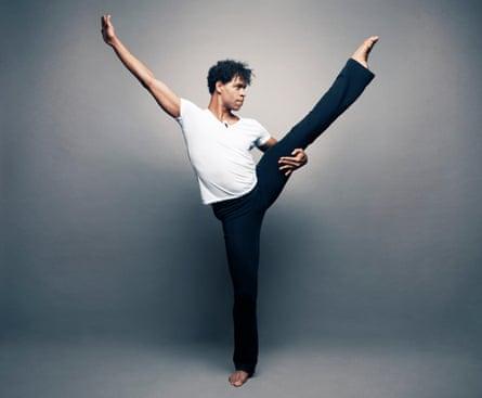 Dancer Carlos Acosta