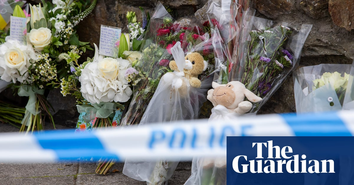 Police name five people killed in Plymouth, including gunman's mother