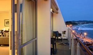 Hotel St Clair, Dunedin, South Island, New Zealand