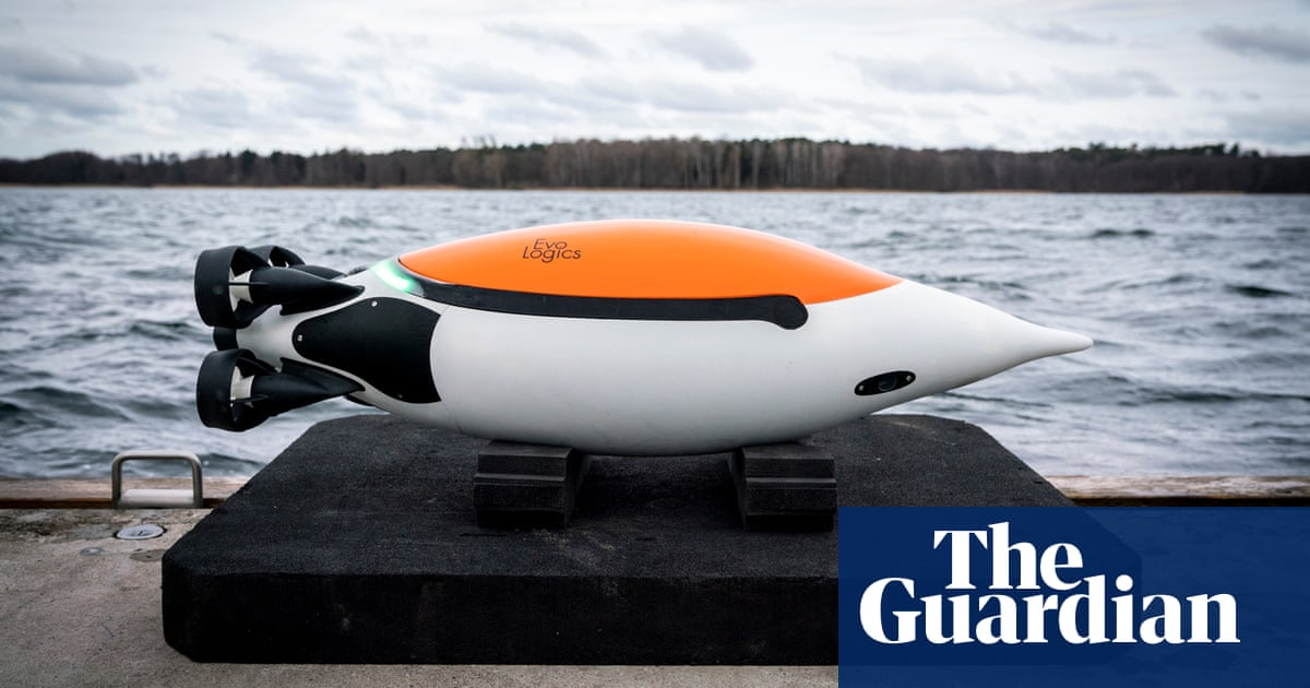 Robo-penguin: how artificial birds are relaying the secrets of ocean currents