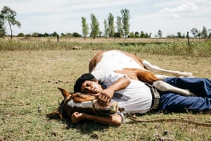 Martin Tatta was born on an estancia where his father worked taking care of the horses. By the age of eight, Martin had taught his horse to stand on his two rear legs