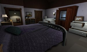Gone Home is one of the only games that specifically lets you put things back where you found them. Those... um... those drawers should be shut though