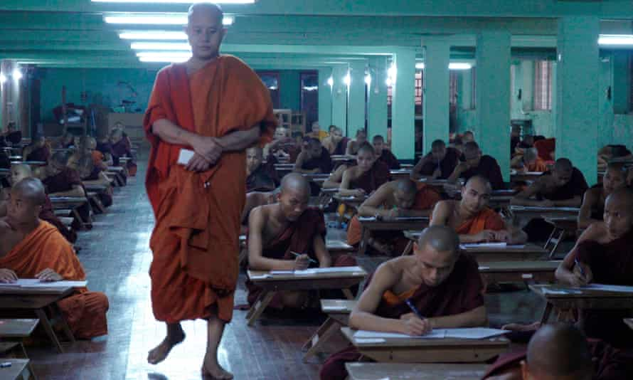Carrying on a long tradition of persecution of Myanmar's Rohingya Muslims … The Venerable W.