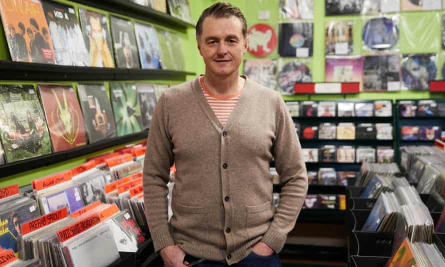 Nick Simonet, Revo Records owner