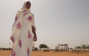 Tinalbaraka Amano was forced to leave her home in Bamako for life in a Mauritanian camp, but says she is not afraid her parents will marry her off.