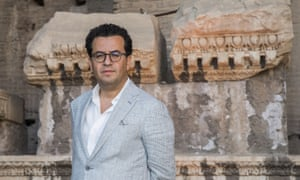 'I thought I had gone to Siena simply to look at art' … Hisham Matar.