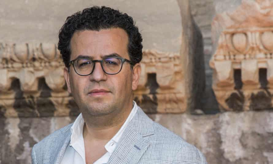 Pulitzer winner writer Hisham MatarROME, ITALY - JUNE 20 : Pulitzer winner writer, Hisham Matar attends the photo-call during XVI Romes International Literature Festival at Massenzio Basilica in Rome, Italy on June 20, 2017. (Photo by Primo Barol/Anadolu Agency/Getty Images)