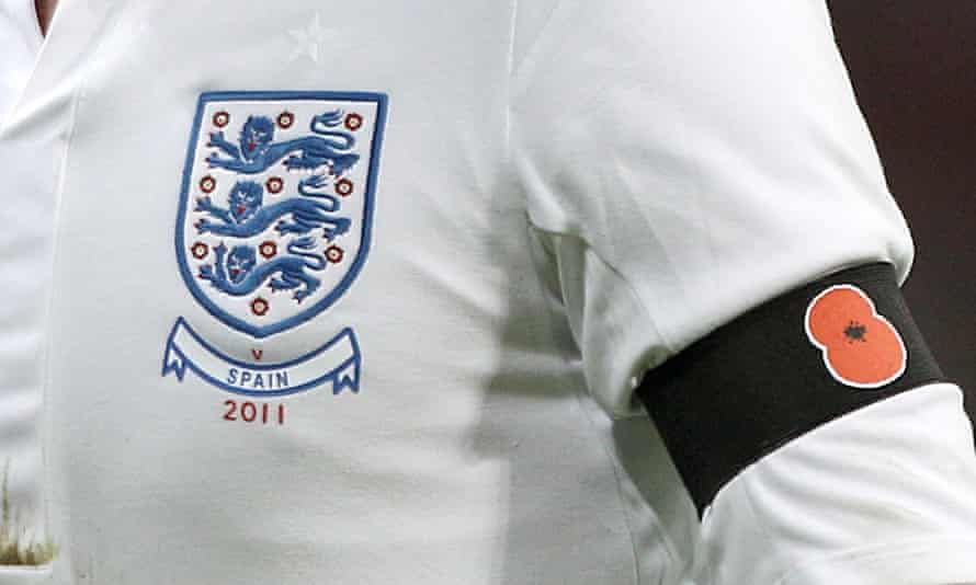 It had basically assumed the precedent set in 2011 would hold and England's players would be allowed to wear armbands with printed poppies, only to find Fifa's new hierarchy had apparently decided on another interpretation.