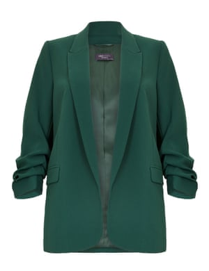 Ruched sleeve, £45, marksandspencer.com