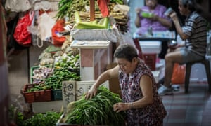 Many Singaporeans believe giving the elderly an independent income is the most dignified option.