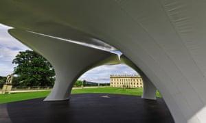 The Lilas pavilion