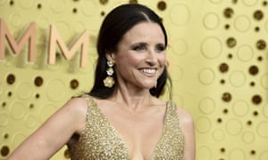 Julia Louis-Dreyfus whose film Downhill will premiere at the festival.