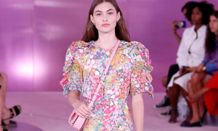 Uk Designer Nicola Glass Unveils First Kate Spade Collection New York Fashion Week The Guardian