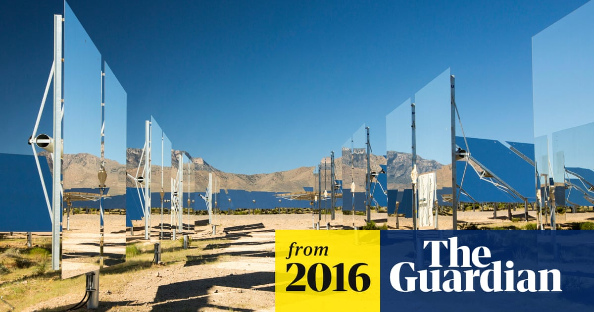 Global demand for energy will peak in 2030, says World