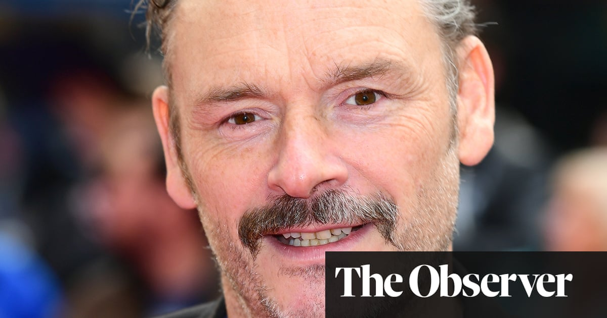 Sunday with Julian Barratt: 'Ideally I'd be on my own, naked, on a private beach'