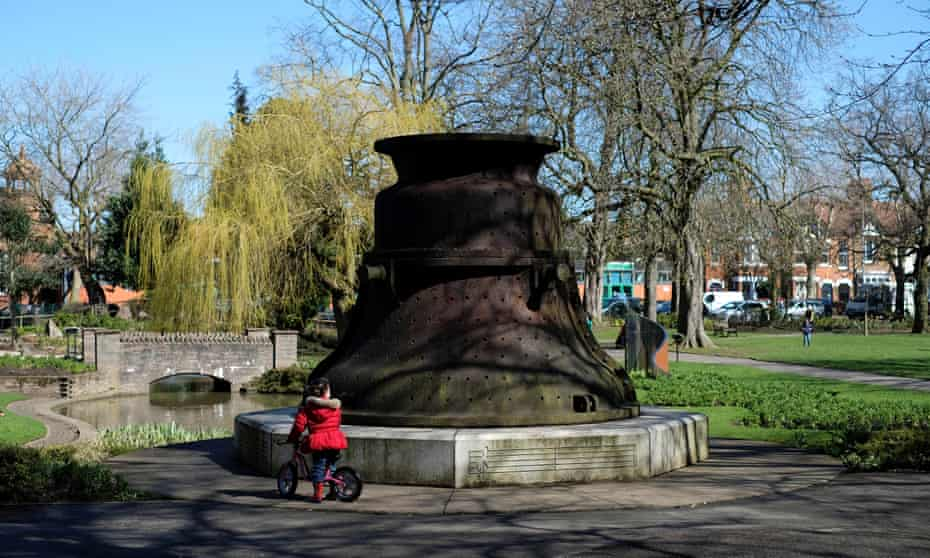 Taylor's foundry bell case in Loughborough.