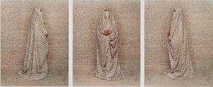 Les Femmes du Maroc by Lalla Essaydi.