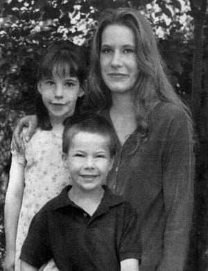 Michelle Monson Mosure, with her children, Kristy and Kyle in 1999.All three were shot dead by husband and father Rocky Mosure in 1999, Montana