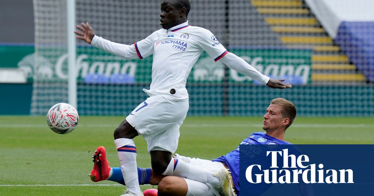 The Kanté paradox: will worlds best spoiler fit in at new-look Chelsea? | Jonathan Liew