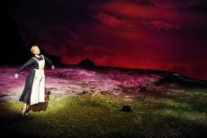 Summer Strallen as Maria in The Sound Of Music @ London Palladium, 2008