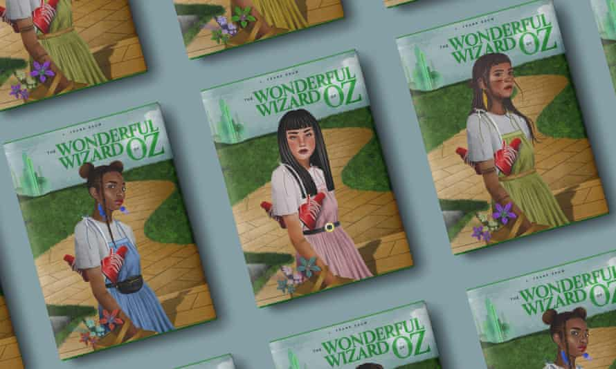 Wizard of Oz covers