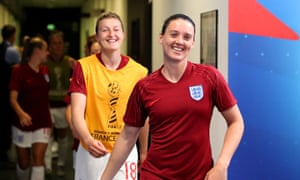 Jade Moore has added to calls for England's World Cup progress to mark a turning point for women's football at home.