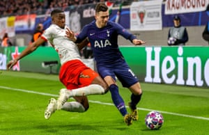 Giovani Lo Celso is just 23 and could yet be a pivotal player for Spurs in the years to come.