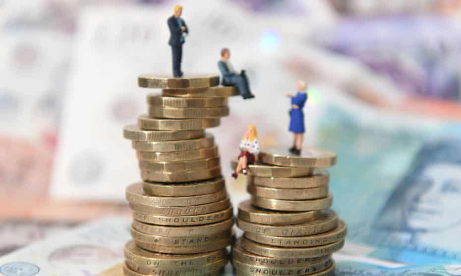 The gender pay gap costs the global economy $160tn every year