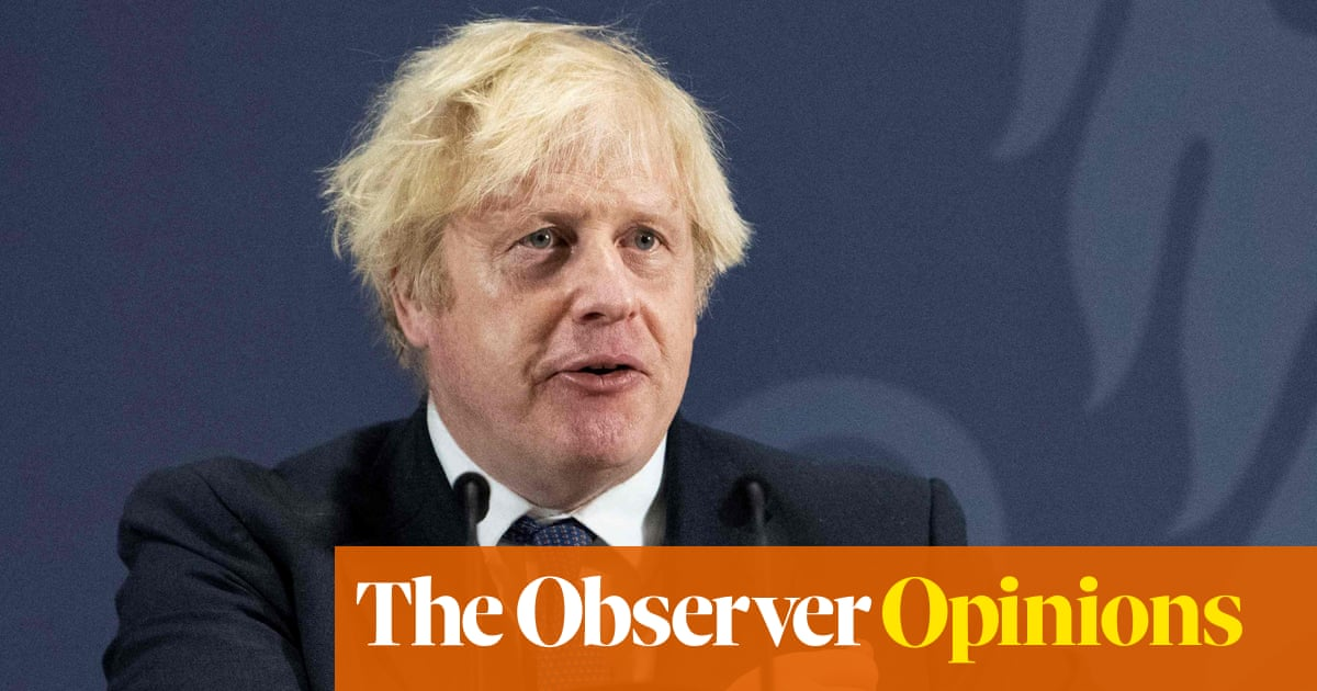 Big build-up, drum roll, then the speech. Is that all there is to Boris Johnson's levelling up?