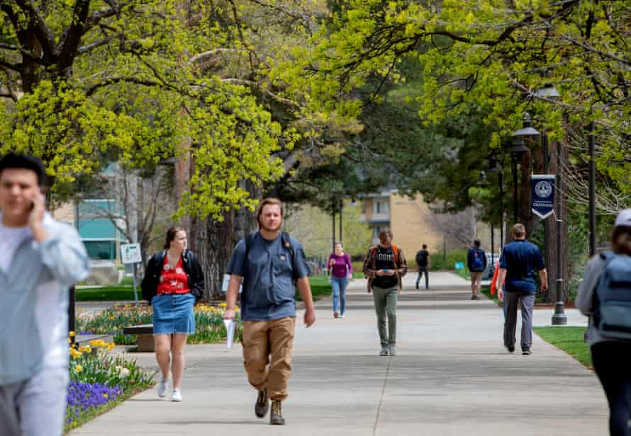 Utah State University, nestled in the Rocky Mountains, is well known for its agriculture, education, and space research programs.