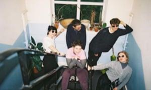 Porridge Radio ... melodious slacker indie.