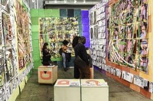 Tiwani Contemporary's presentation of Francisco Vidal