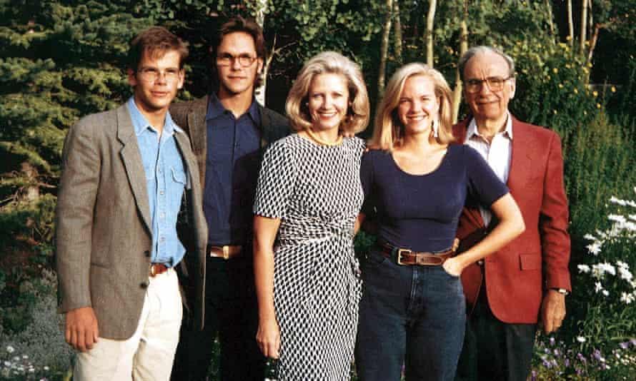 Murdoch family members