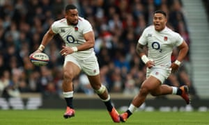 Joe Cokanasiga and Manu Tuilagi showed off all their power and pace against Italy.