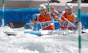 David Florence and Richard Hounslow of Great Britain win silver at Rio 2016 for the second consecutive Games.