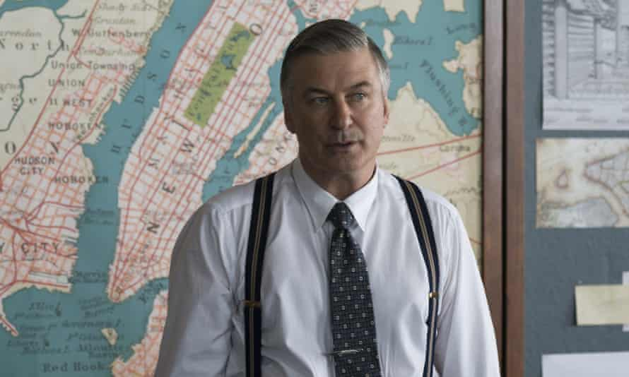 Calling the shots: in Motherless Brooklyn in which he plays an 'intimidating industrial titan'.