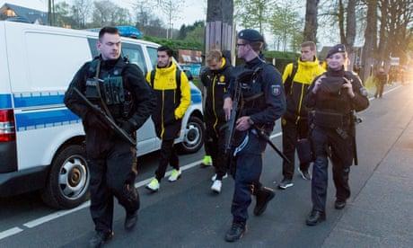 Borussia Dortmund's Watzke: 'The team is in shock. We must get through this'