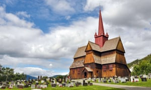 Ringebu Stave Church.