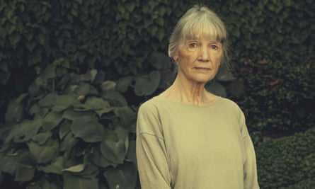 Anne Tyler at her home in Baltimore, Maryland.