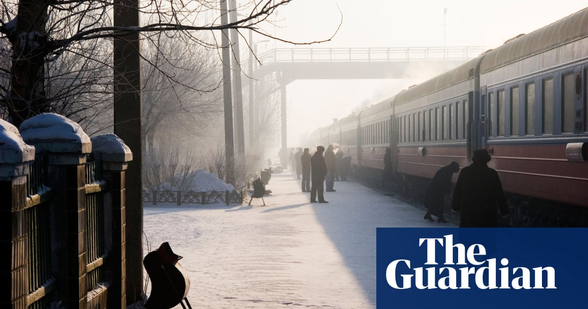 On board the Trans-Siberian Railway for a centenary ride